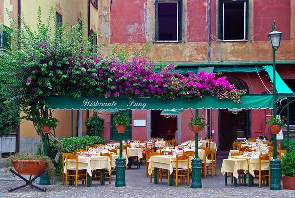 Restoran Dengan Makanan Paling Khasnya di Portofino