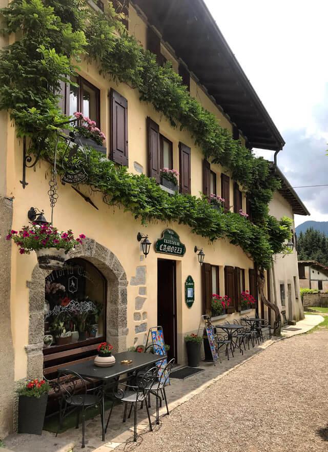 Restoran Dengan Masakan Terlezatnya di Bergamo