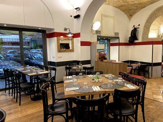 Restoran Untuk Mencicipi Hidangan Laut di Roma