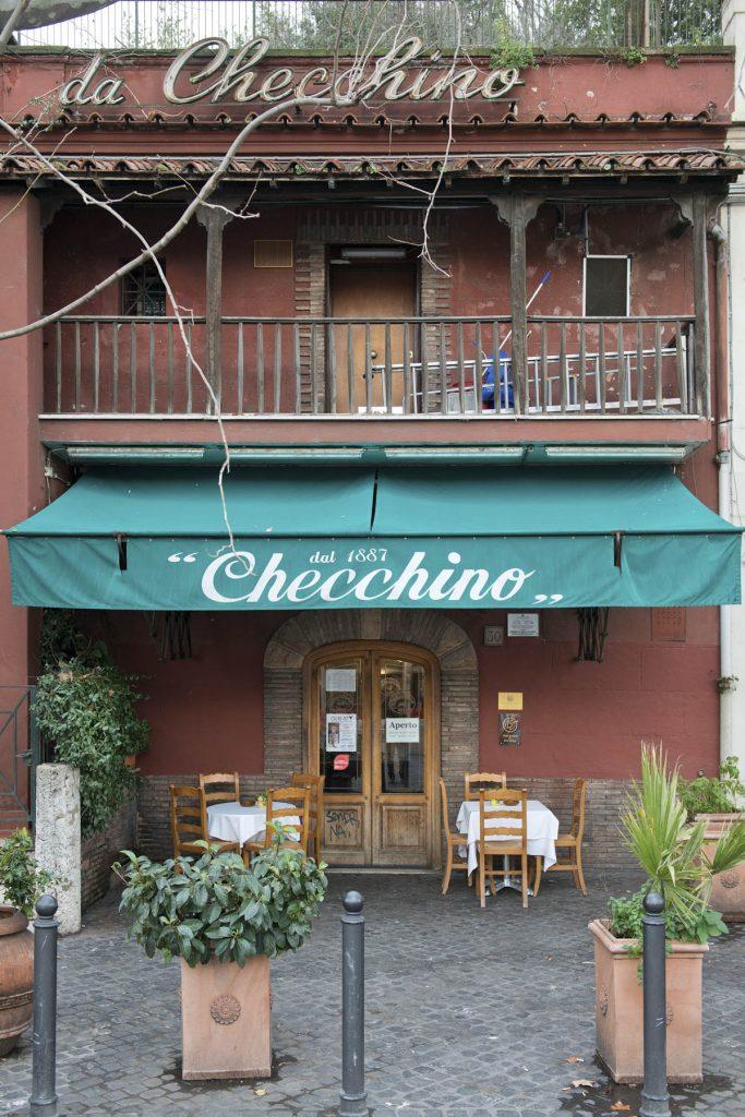 Sederet Restoran Paling Bersejarah di Sekitar Italia